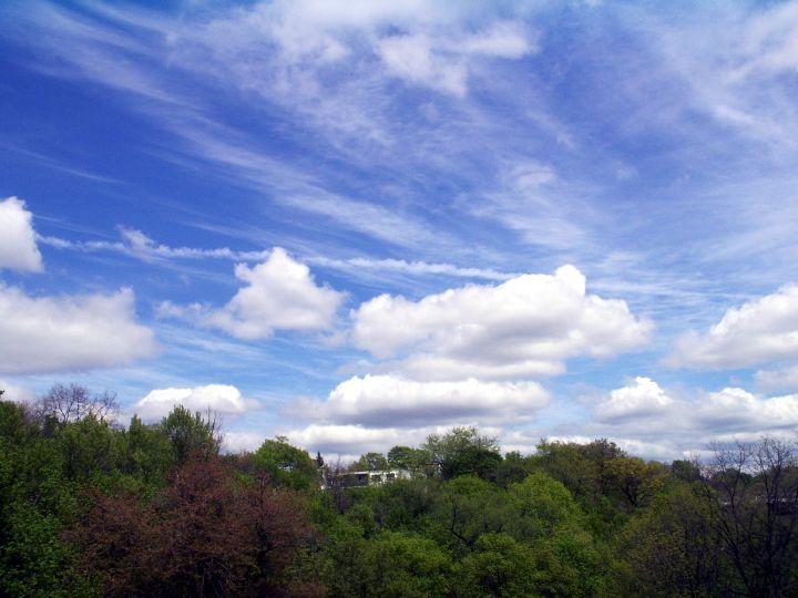 """фото """"Небесные странники"""" метки: пейзаж,"""