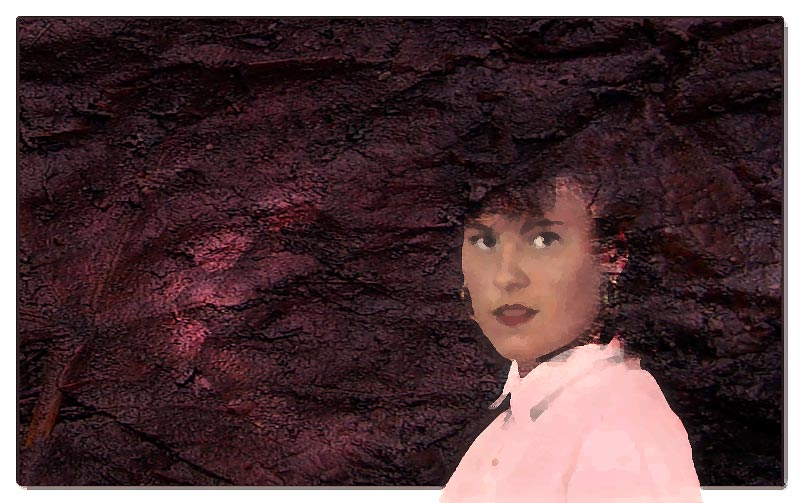 "фото ""Linda"" метки: фотомонтаж, портрет, женщина"