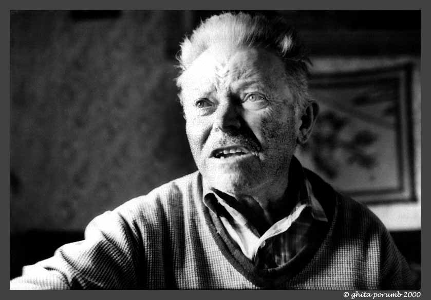 "photo ""Old age"" tags: portrait, man"