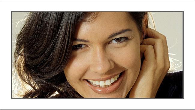 "фото ""AnnA (Smile)"" метки: портрет, гламур, женщина"