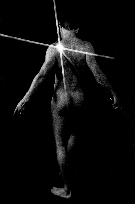"photo ""The sword"" tags: nude, abstract,"