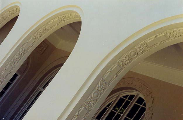 "photo ""White Arches"" tags: architecture, landscape,"