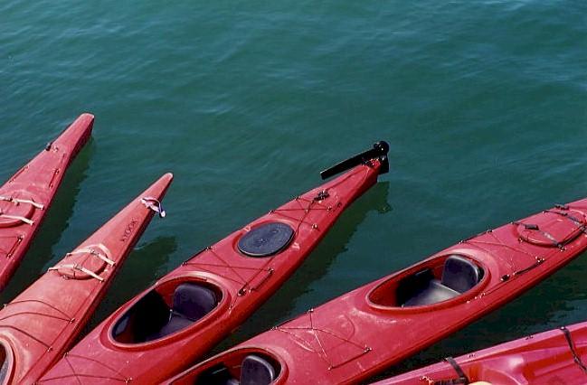 """photo """"Kayaks"""" tags: misc.,"""