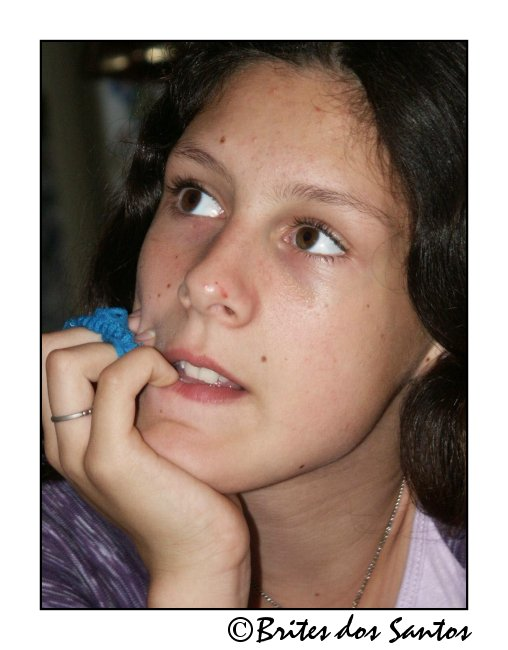 "фото ""The little girl Ines"" метки: портрет, дети"