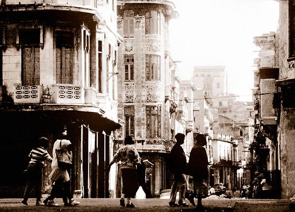"""фото """"La Habana Vieja"""" метки: архитектура, путешествия, пейзаж, Северная Америка"""