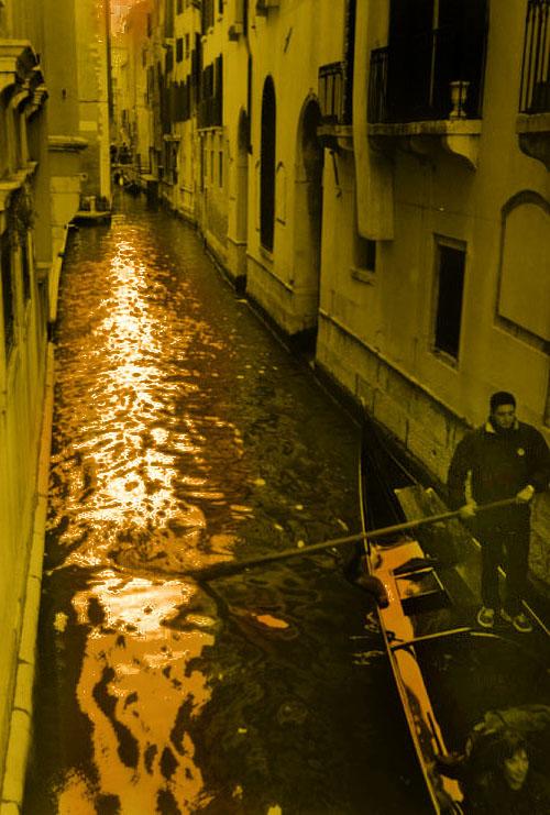 """фото """"Вечерний канал. Венеция."""" метки: разное,"""