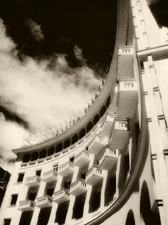 """photo """"electra palace in thessaloniki"""" tags: architecture, landscape,"""