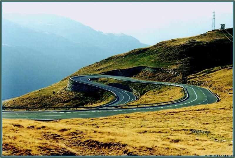 """фото """"Дорога...Королевство Арагон в Испании"""" метки: пейзаж, путешествия, Европа, горы"""