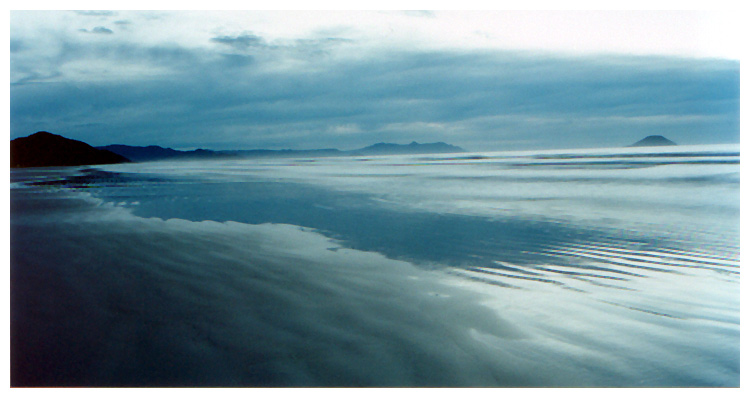 "photo ""Blue Beach"" tags: landscape, travel, South America, water"