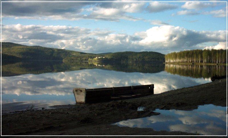 """фото """"***"""" метки: пейзаж, фотомонтаж, вода"""