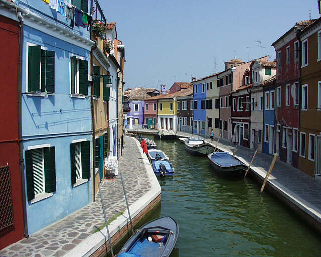 "photo ""Burano"" tags: travel, architecture, landscape, Europe"
