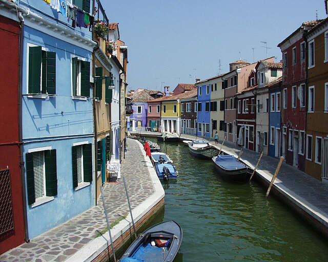 "photo ""Burano"" tags: travel, architecture, landscape, Europe"
