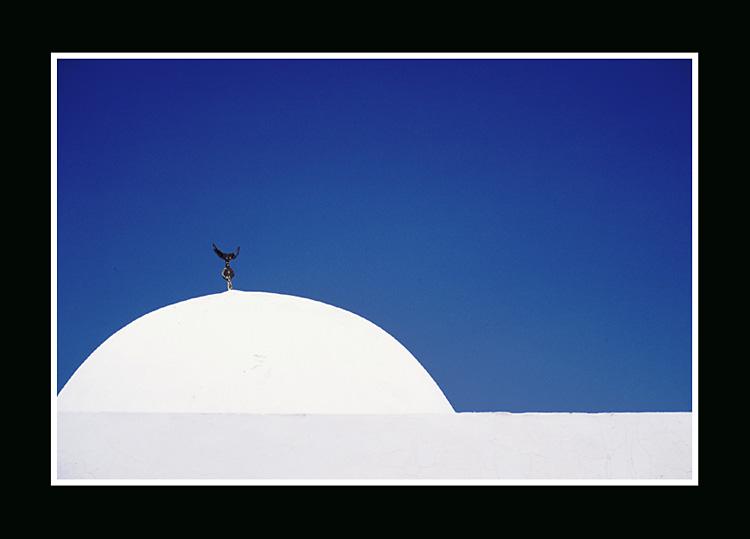 """фото """"Тунис: мечеть в Монастире"""" метки: путешествия, абстракция, Африка"""