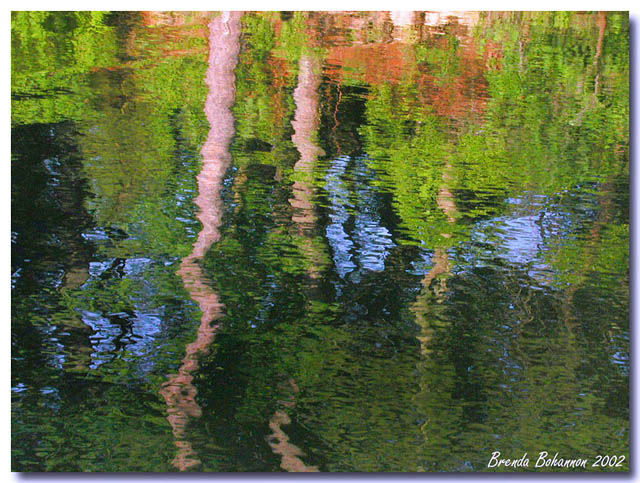 "photo ""Evening Reflections"" tags: misc.,"