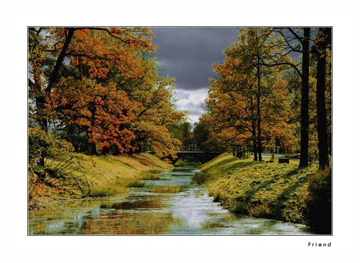 """фото """"Напряжение"""" метки: пейзаж, осень"""