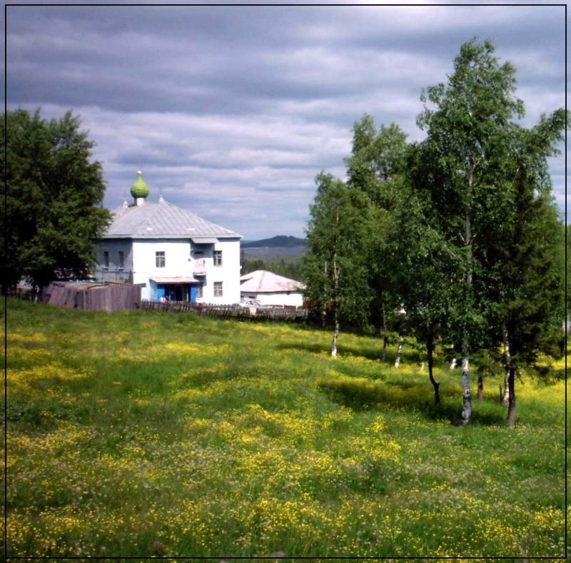 """фото """"Золото провинции."""" метки: пейзаж, лето"""
