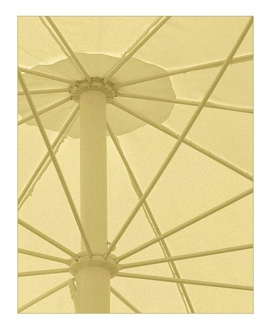 """photo """"Umbrella ribs"""" tags: abstract,"""