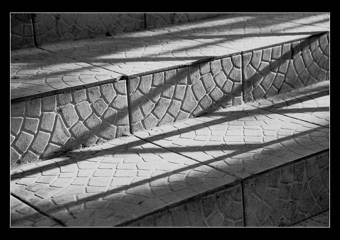 "фото ""Sundial zigzag"" метки: абстракция, разное,"