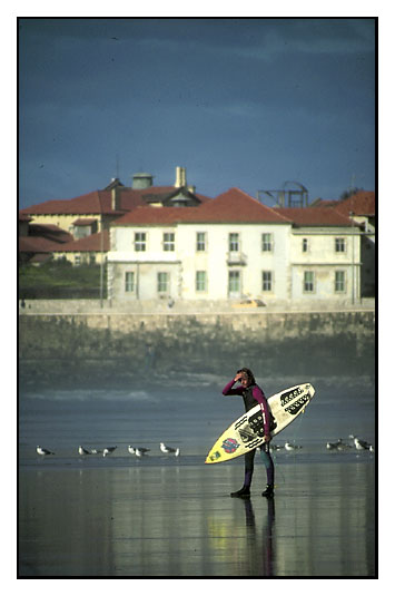 "photo ""Surf # 17"" tags: landscape, portrait, children, water"
