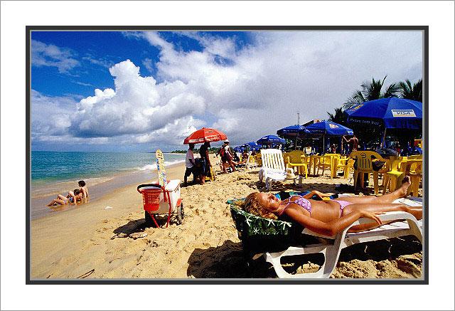 "photo ""Bahia (Porto Seguro)"" tags: landscape, travel, South America, water"