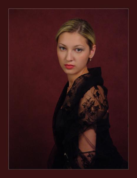 """фото """"Портрет Кристины...."""" метки: портрет, женщина"""
