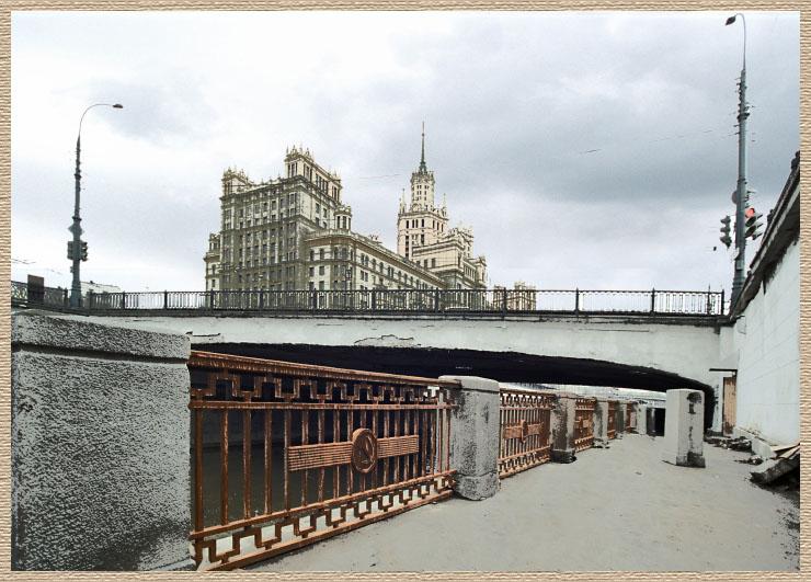 """фото """"Забытая набережная"""" метки: архитектура, пейзаж,"""