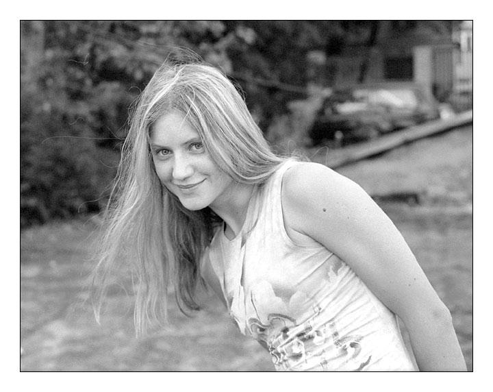"""фото """"Случайный портрет"""" метки: портрет, женщина"""