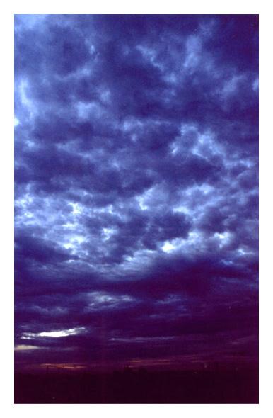 "фото ""Fauve"" метки: пейзаж, закат, облака"