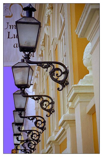 """фото """"Lamps"""" метки: архитектура, пейзаж,"""