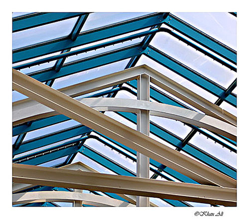 "photo ""Abstract geometry"" tags: architecture, genre, landscape,"