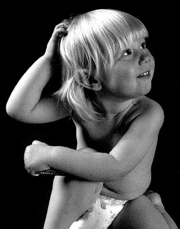 """photo """"Posing 1"""" tags: portrait, children"""