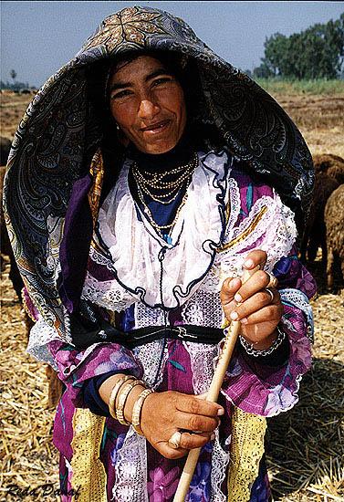 """фото """"The Shepherdess"""" метки: путешествия, портрет, Африка, женщина"""
