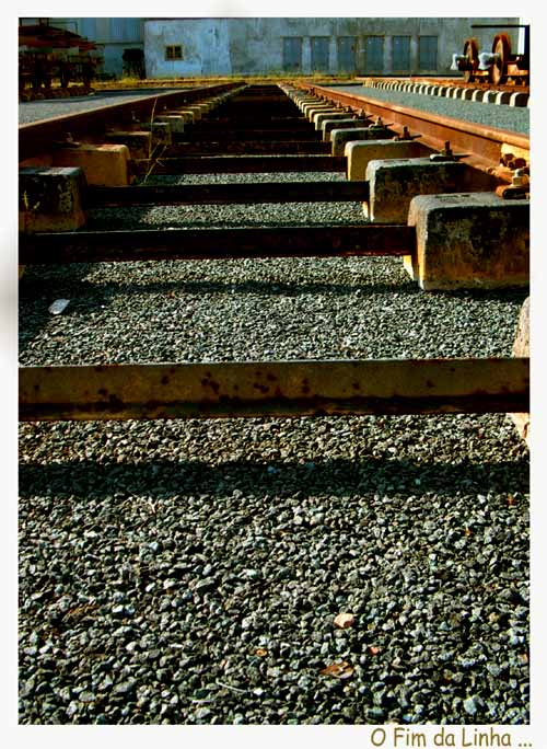 "фото ""The End of the Line / O Fim da Linha"" метки: разное,"