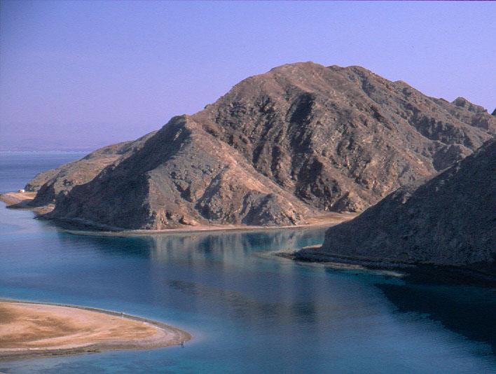 """фото """"The Fjord # 2"""" метки: путешествия, пейзаж, Африка, вода"""