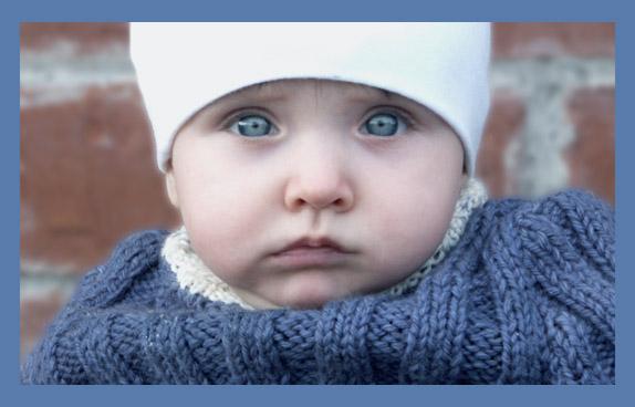"photo ""Cheeks 2"" tags: portrait, children"