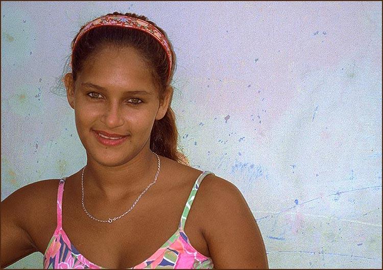 "фото ""Cuban Seduction"" метки: портрет, путешествия, Южная Америка, женщина"