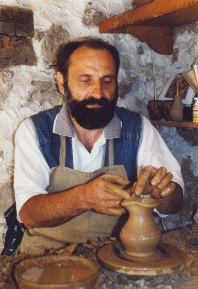 """фото """"The Potter"""" метки: портрет, мужчина"""