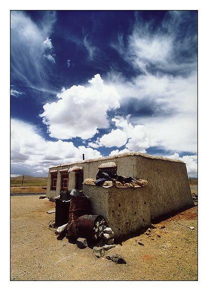 """фото """"Под небом голубым"""" метки: путешествия, пейзаж, Азия, облака"""
