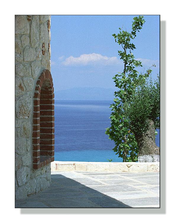 """фото """"""""Место под солнцем"""""""" метки: архитектура, пейзаж, вода"""