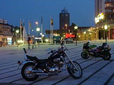 "фото ""Zandvoort by night"" метки: репортаж,"