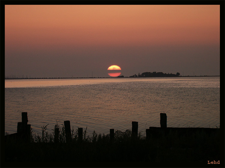 """photo """"Sunset.."""" tags: landscape, travel, Europe, sunset"""
