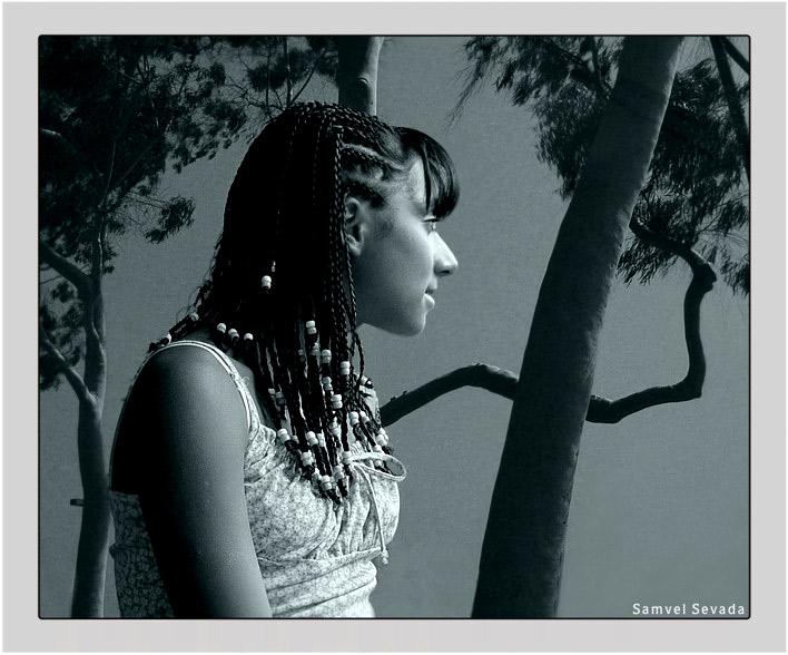 "фото ""AMERICAN INDIAN GIRL"" метки: разное,"
