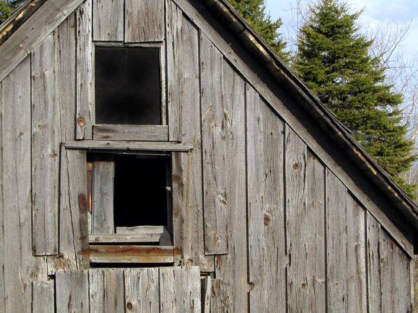 """фото """"Old Cabin"""" метки: путешествия, Северная Америка"""
