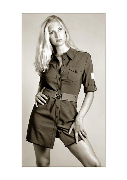 """фото """"In the army now....."""" метки: гламур,"""