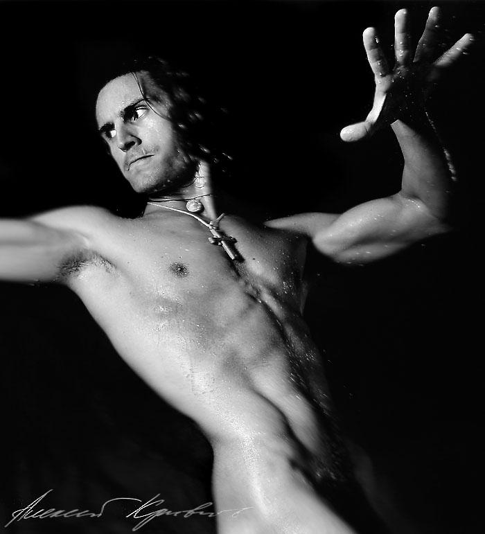 """photo """"Desperado.2."""" tags: nude, misc.,"""