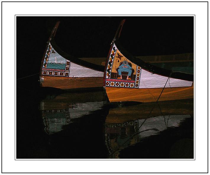 "фото ""Night Reflections."" метки: пейзаж, ночь"
