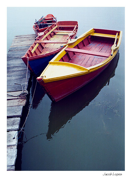 "фото ""red/yellow boats"" метки: пейзаж, вода"