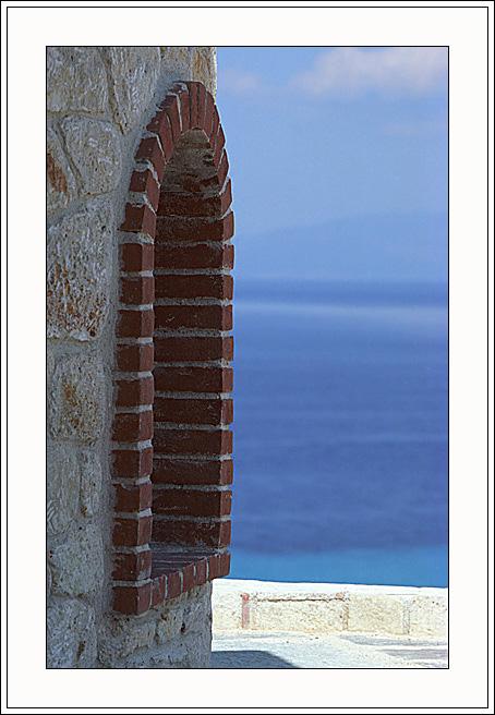 "фото ""Диалог воды и камня..."" метки: архитектура, пейзаж, вода"