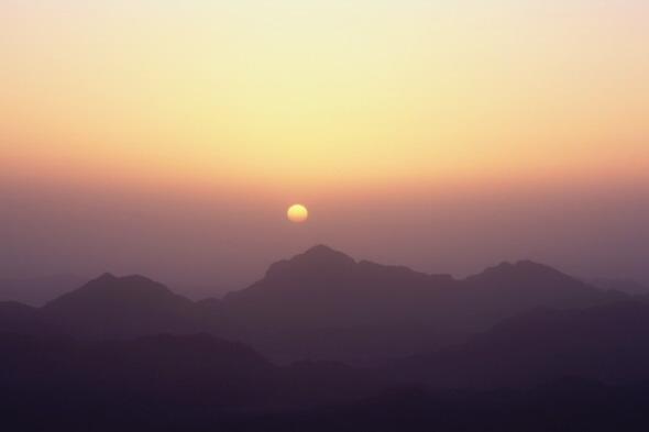 "фото ""Философия рассвета3"" метки: пейзаж, путешествия, Африка, закат"