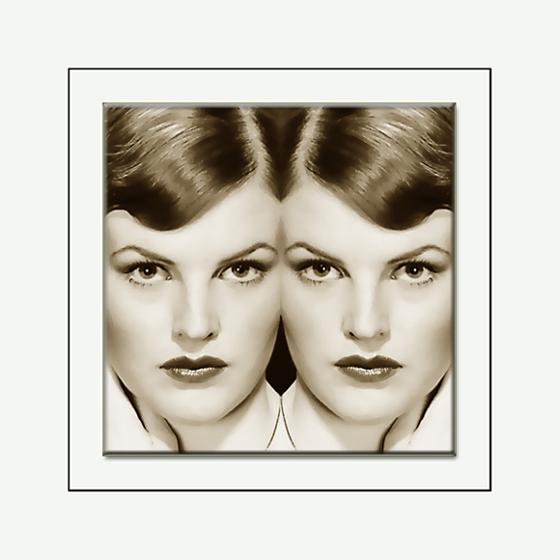 "фото ""Siamese twins"" метки: портрет, женщина"